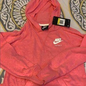 Nike Shirts & Tops - Girls Nike hoodie